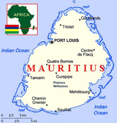 Map of mauritius mauritiusducray mauritius gumiabroncs Choice Image